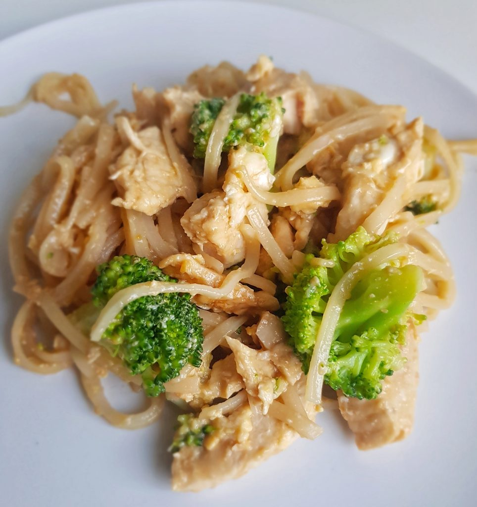 Wokrecept met broccoli