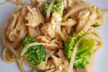Stir fry with broccoli